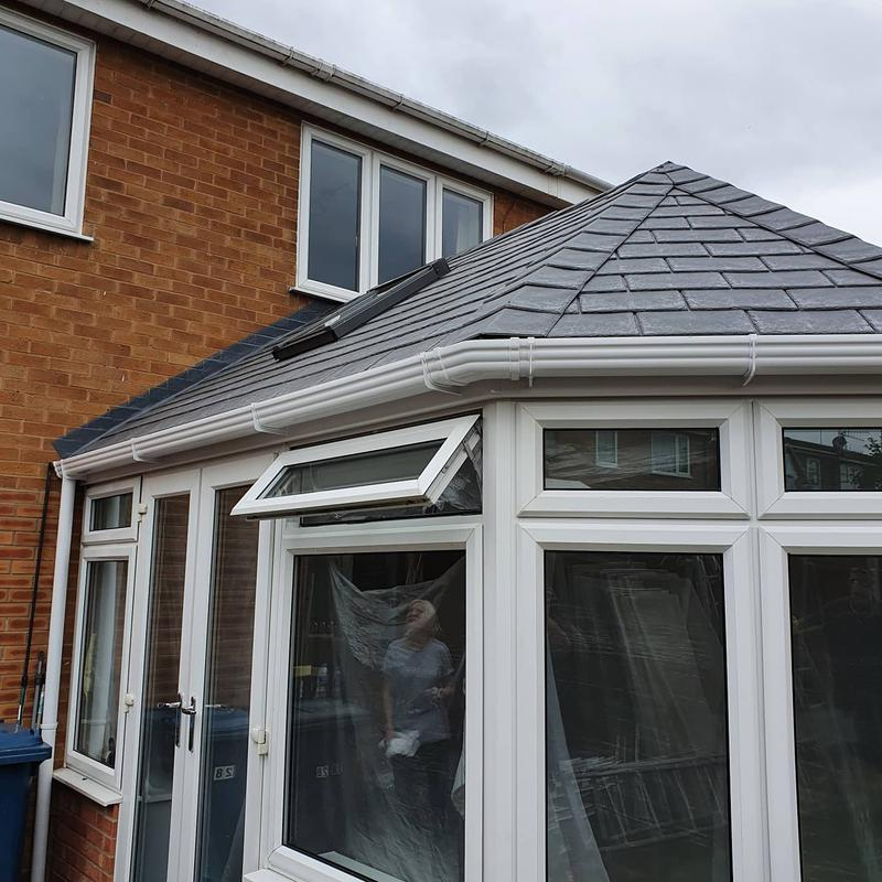 Image 42 - Warmer roof, replacing old polycarbonate roof, turn your conservatory into a useable room all year round!
