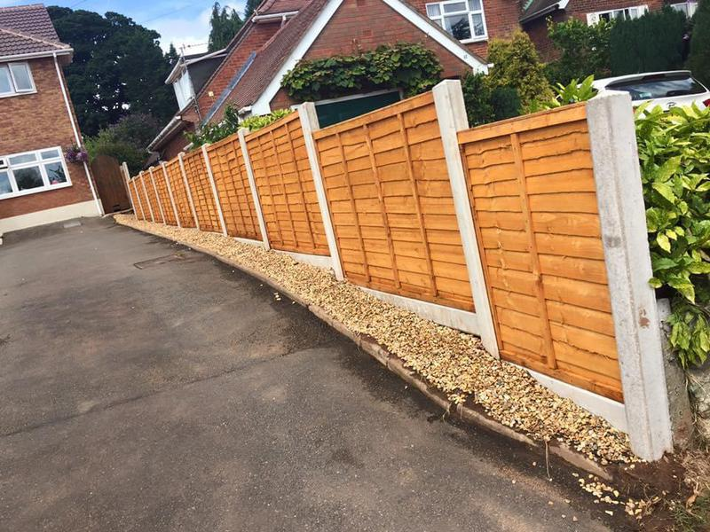 Image 173 - Various fencing to suit each customer