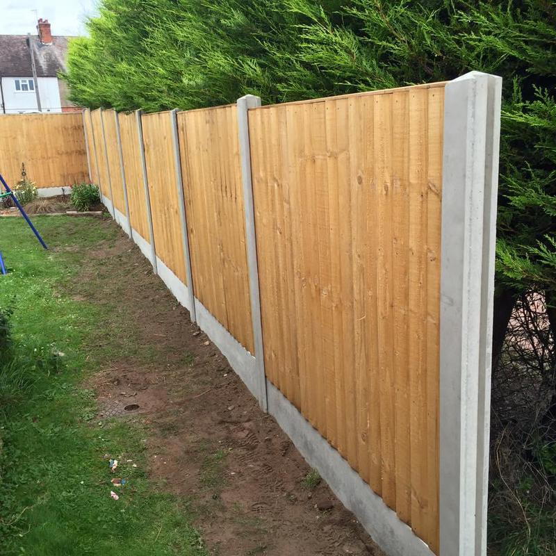 Image 174 - Customers tend to a have different views on likes and dis-likes, our number is provided for any questions regarding fencing.