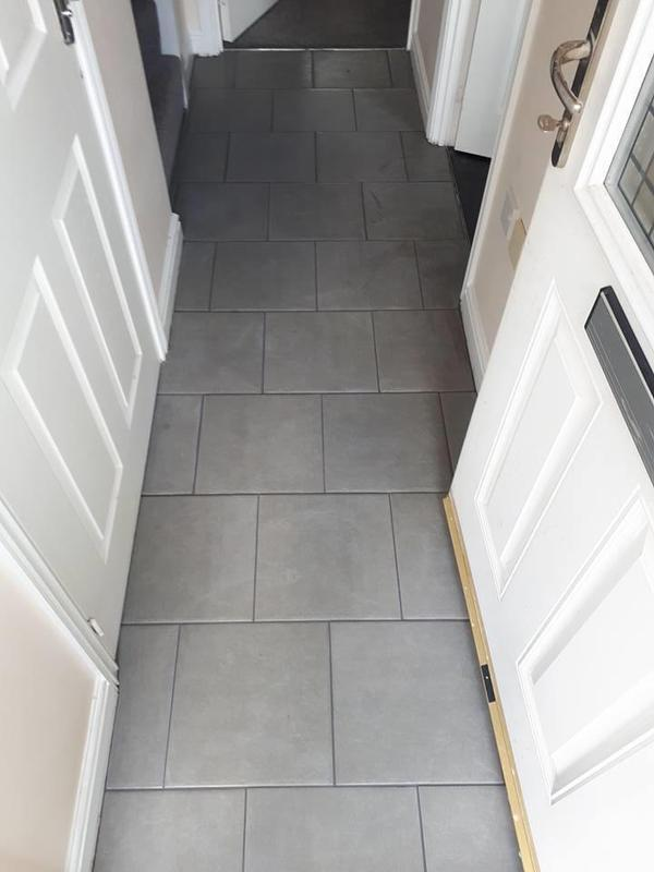Image 197 - Floor tiling.