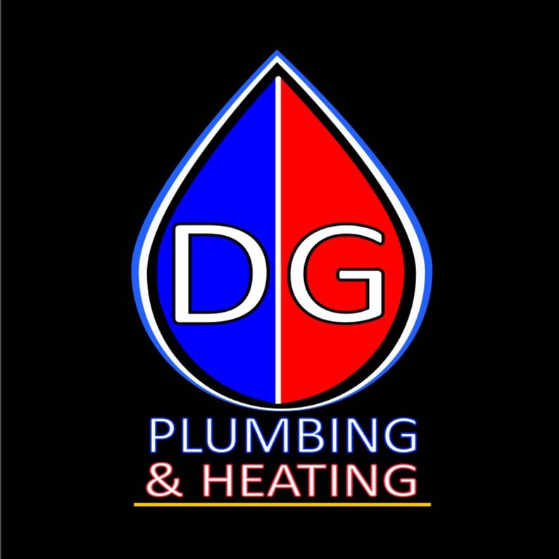 DG Plumbing & Heating logo