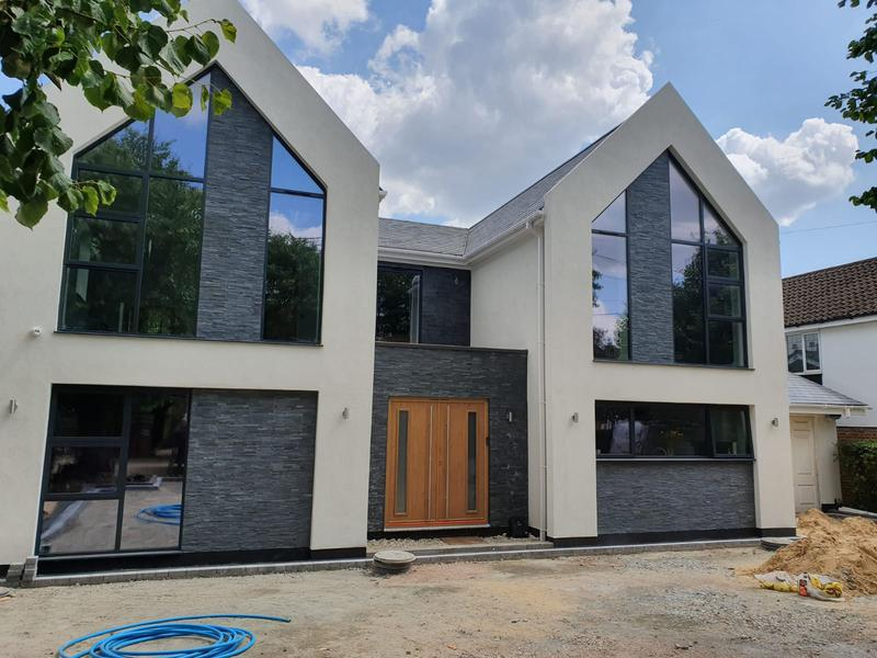 Image 16 - Silicone render in Raleigh in colour wh77