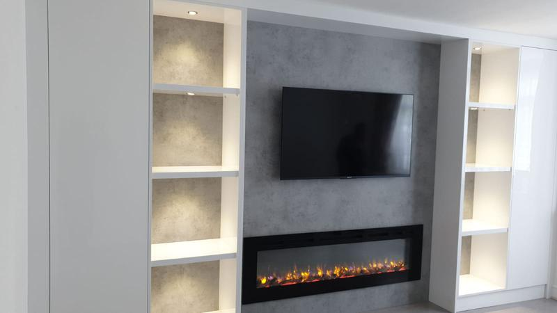 Image 30 - Fire Place T.V