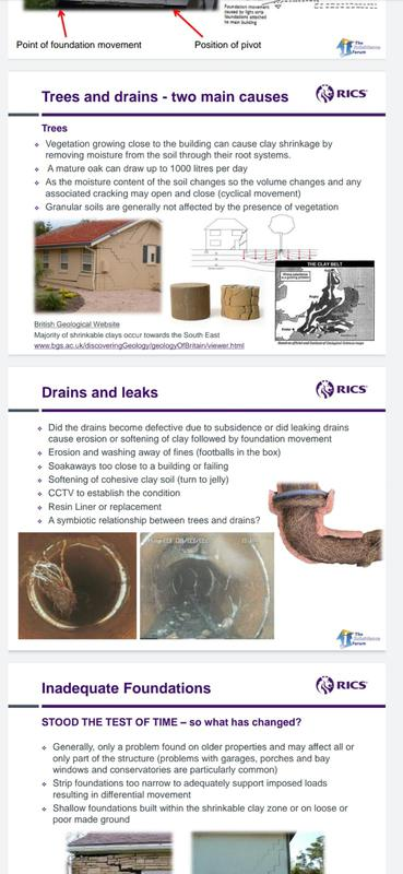 Image 41 - Tree roots in your drainage system are the cause of 15-20% of subsidence issues.