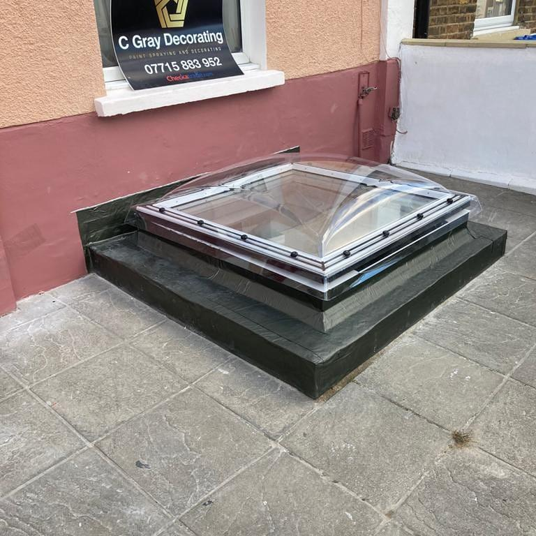 Image 7 - New velux fitted and lightwell waterproofed