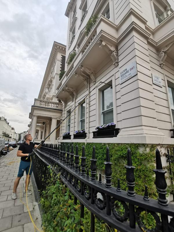 Image 5 - CropDeletewindows cleaned internally and externally in Belgravia