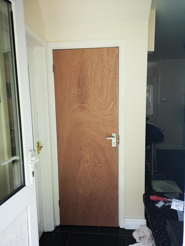 Image 19 - new door fitted in Banstead