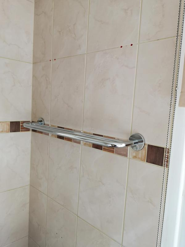 Image 20 - new towel rail fitted in Cheam