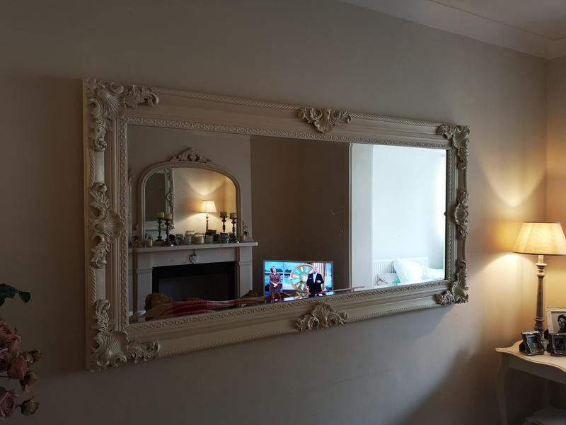 Image 21 - mirror fitted in Ditton