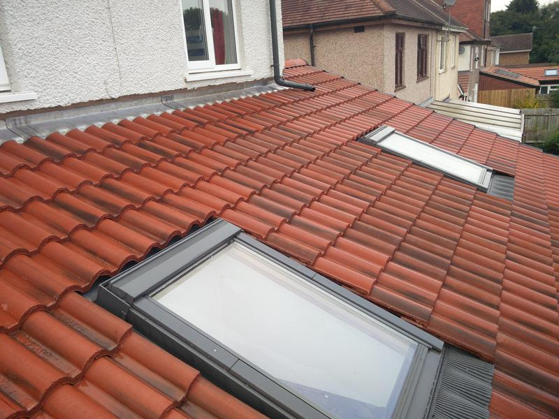 Image 16 - Rear Extension Roof Replacement, completed October, Earlsdon
