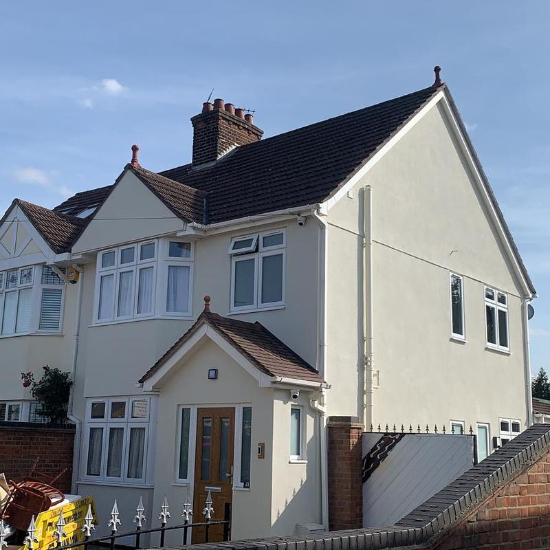 Image 9 - Silicone render in Chelmsford in colour wh89
