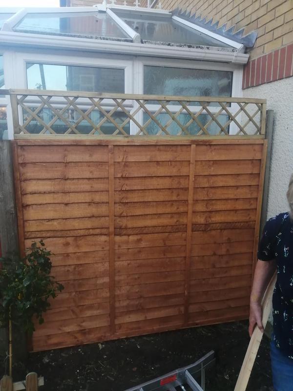 Image 123 - Fencing /trellis installation and repair