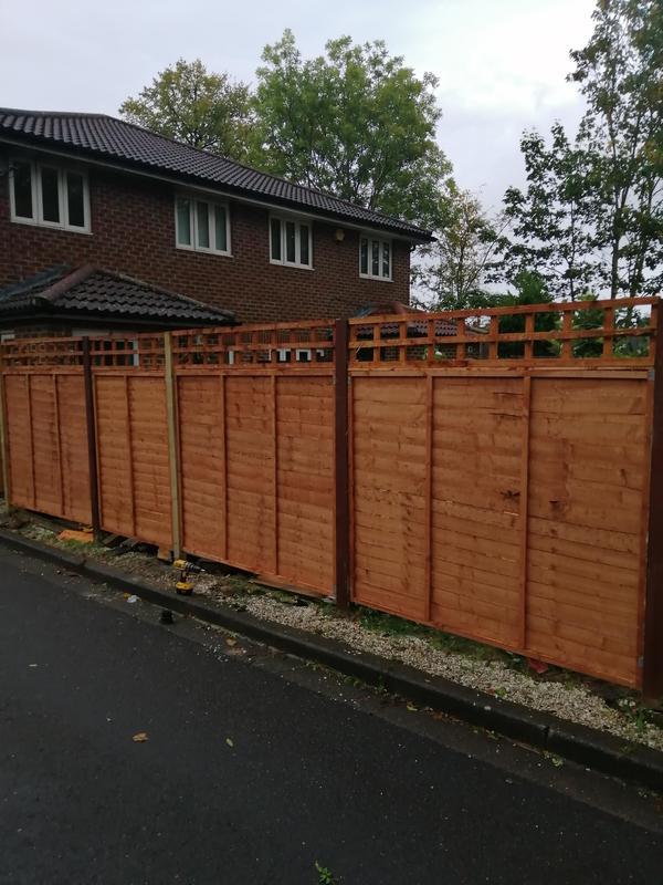 Image 119 - Fence /trellis repair and installation.