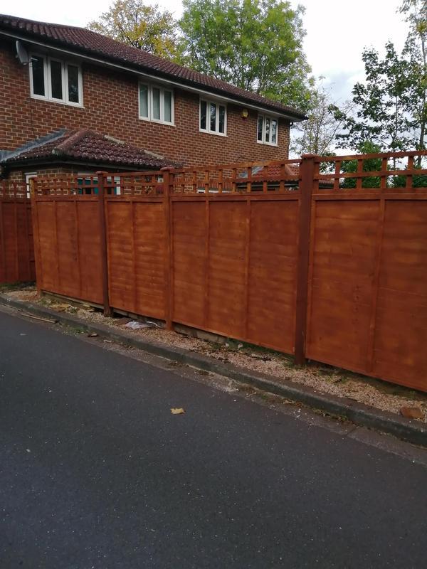 Image 116 - Fence installation /repair
