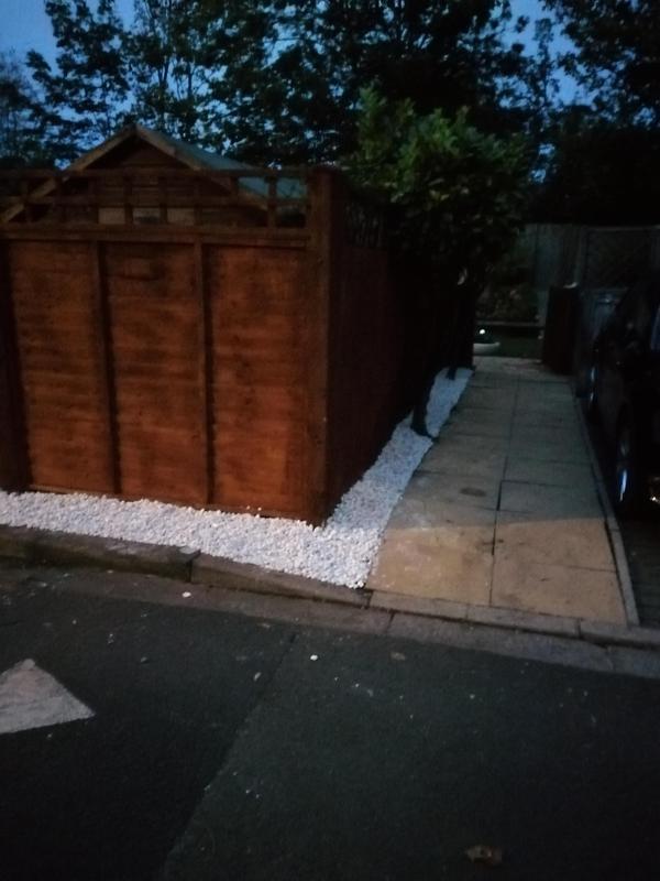 Image 118 - Fence installation /repair