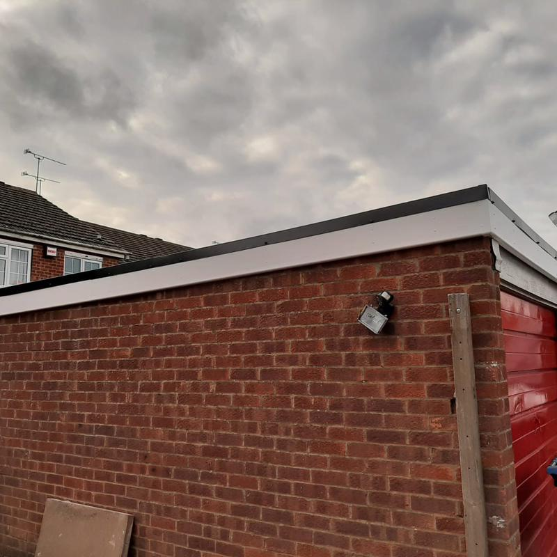 Image 19 - We also installed fascia boards and trims all round with a gutter at the rear, to give it a nice finish.