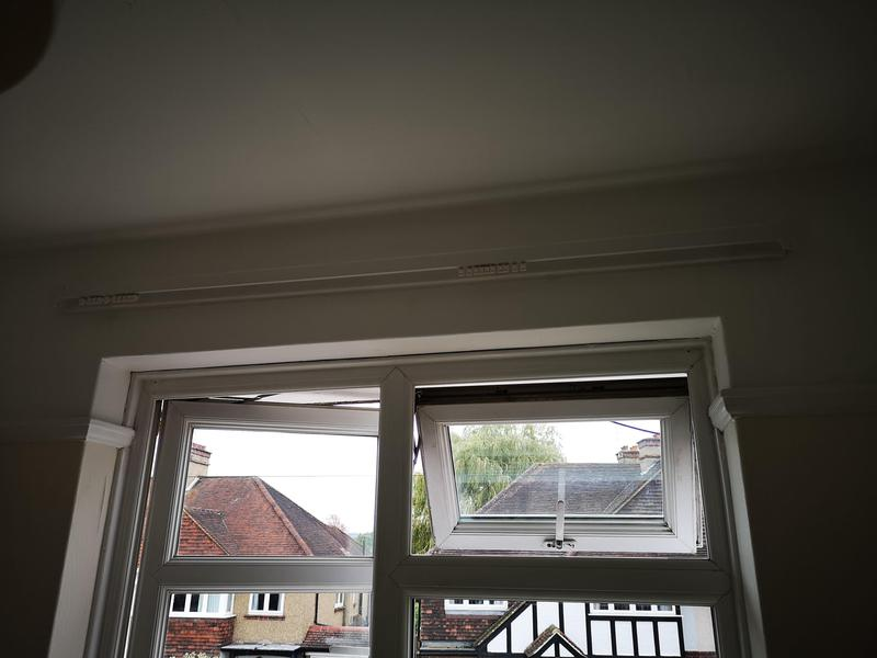 Image 36 - curtain pole fitted in Twickenham