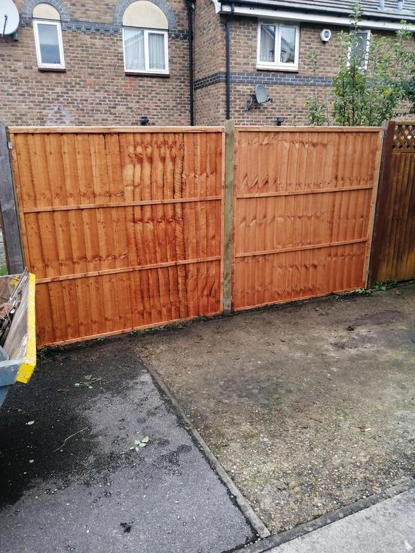 Image 103 - Fence installation /repairs