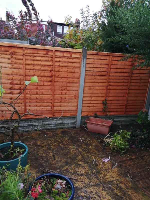 Image 107 - Fence repairs /installation.