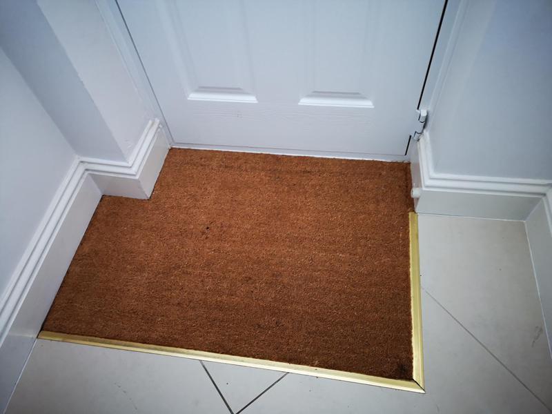 Image 37 - new coir matting Ewell