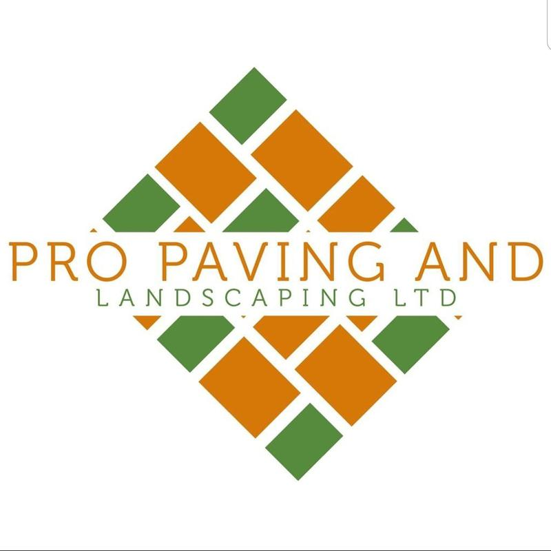 Pro Paving & Landscaping Ltd logo