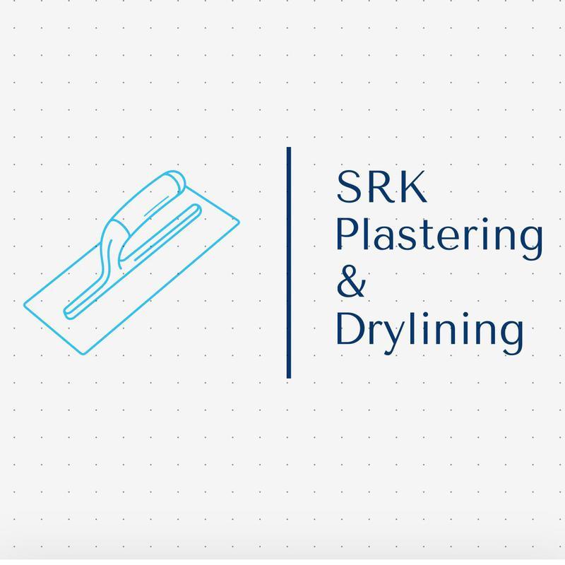 SRK Plastering & Dry Lining logo