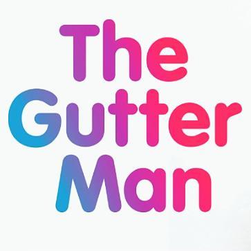The Gutter Man logo