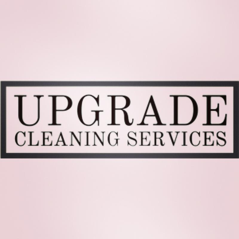 Upgrade Cleaning Services logo