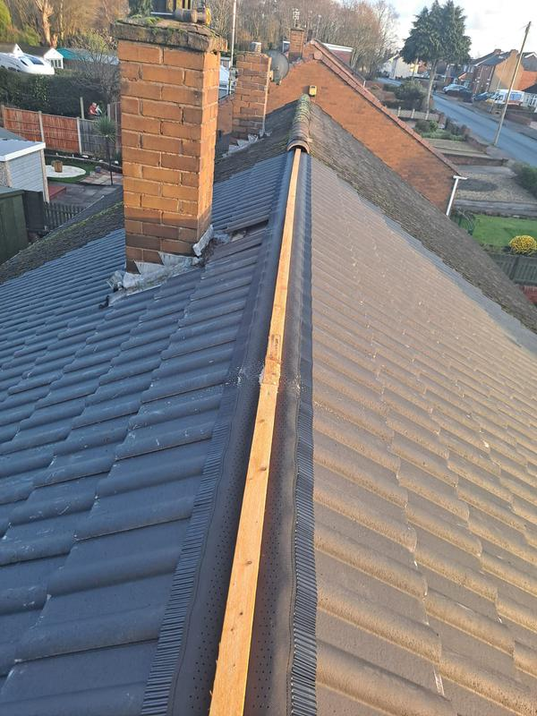 Image 1 - New roof