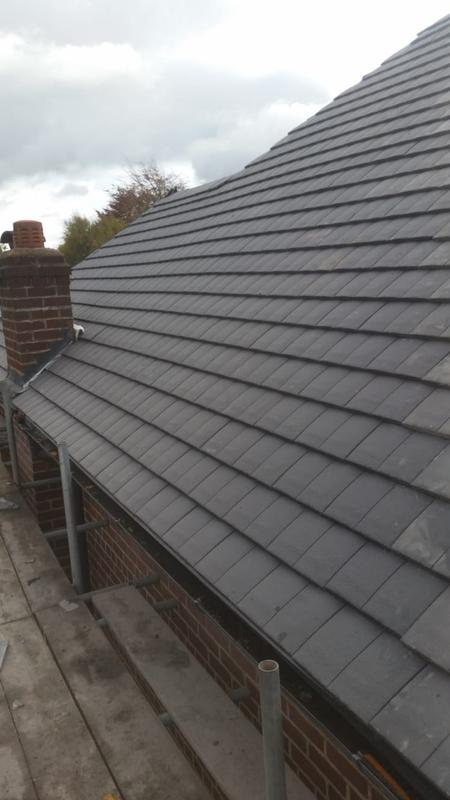 Image 4 - New roof