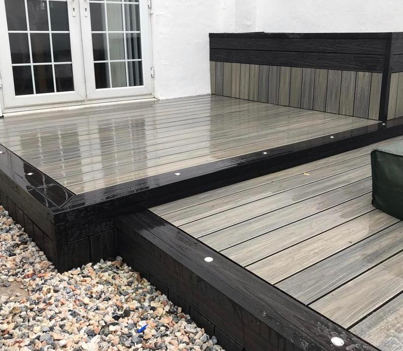 Image 19 - 10 year guarantee composite decking 👍
