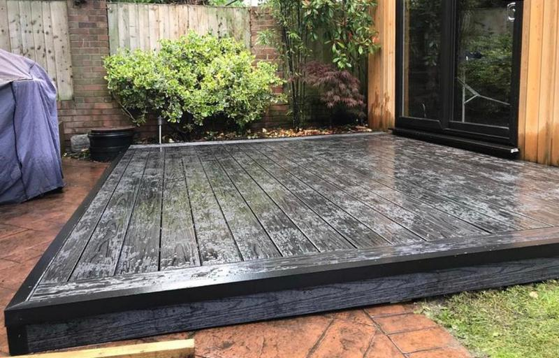 Image 29 - Composite decking 10 year guarantee 👌👍