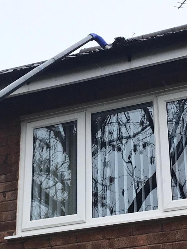Image 13 - Gutter cleaning
