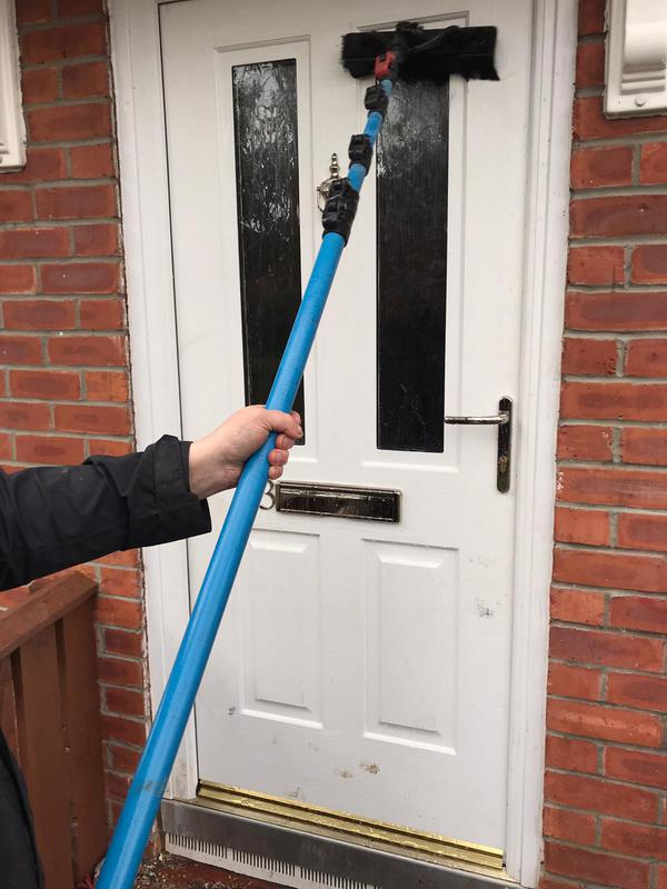 Image 1 - Door cleaning