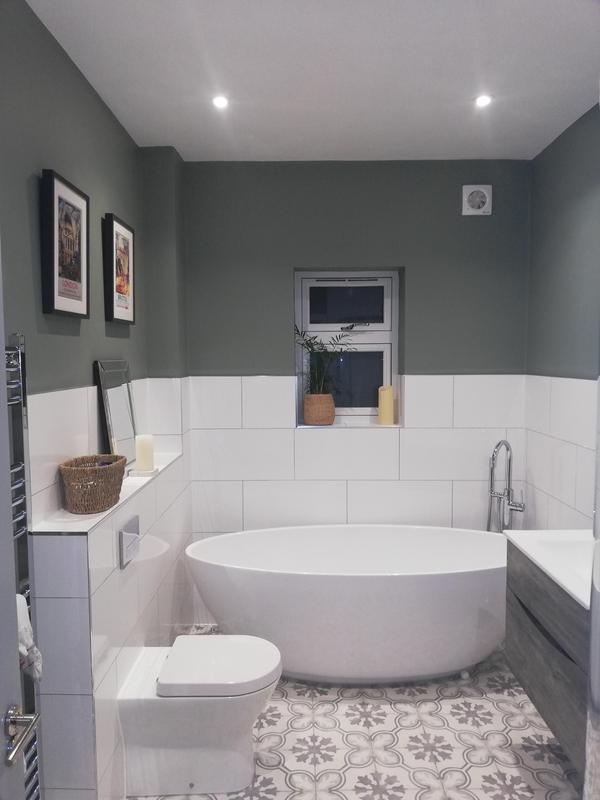 Image 6 - Refurbished bathroom recently painted