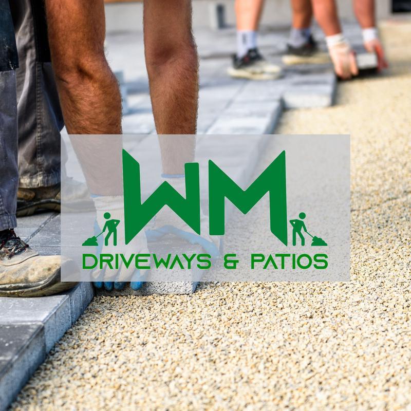 West Midlands Driveways & Patios logo