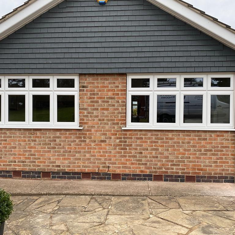 Image 32 - Dummy sashed A-rated windows installed in West Bridgford