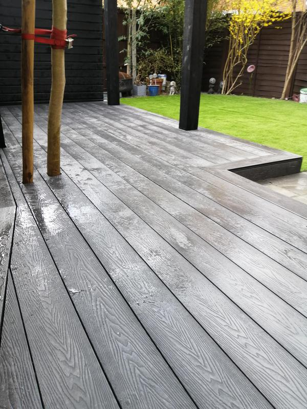 Image 16 - Customer over the moon, making there garden look bigger with a high quality finish for affordable prices 👌
