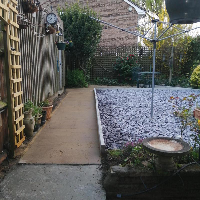 Image 25 - Garden landscape project.