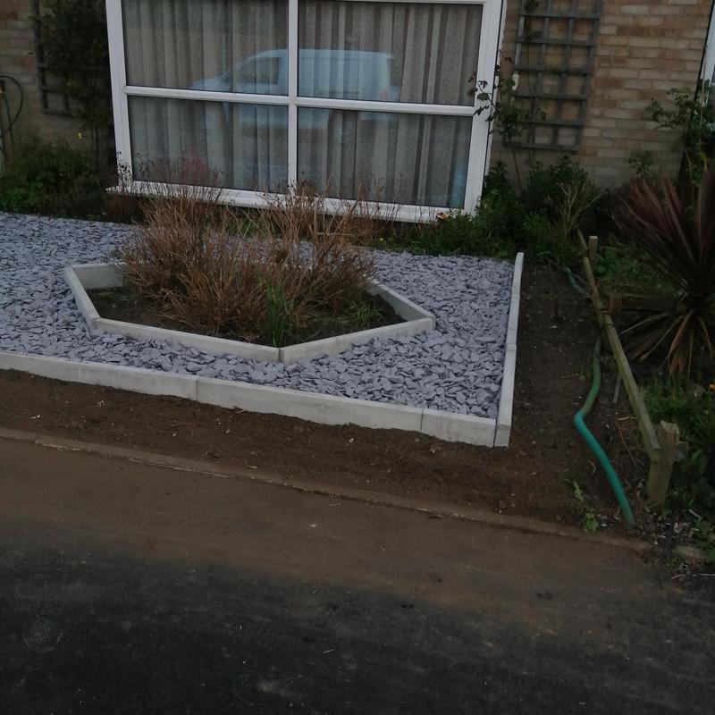 Image 17 - Garden landscape project