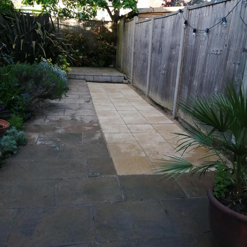Image 14 - Extend to existing patio.