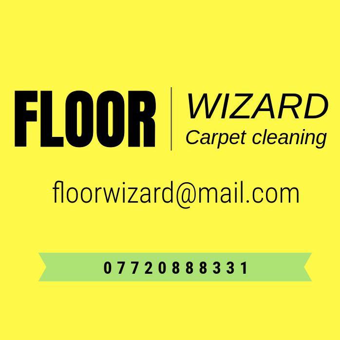 Floor Wizard Carpet Cleaning logo