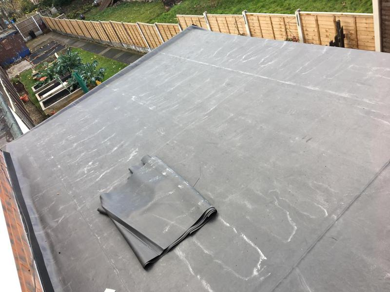 Image 1 - New rubber roof
