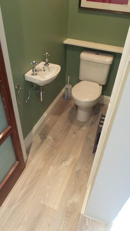 Image 6 - Renovated toilet