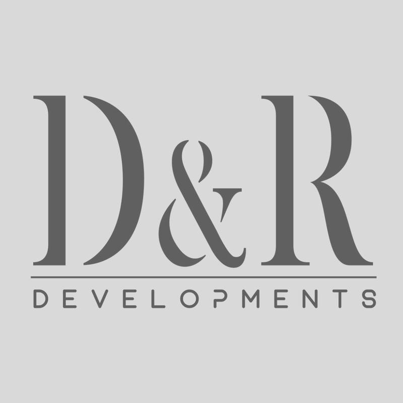D&R Developments logo