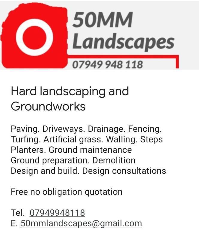 50mm Landscapes logo