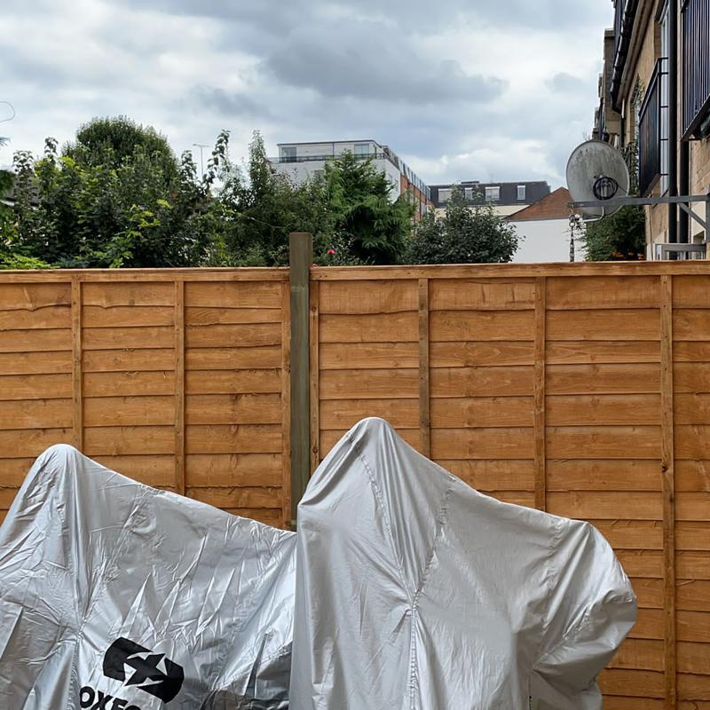 Image 7 - Supply and fit new panel fencing.