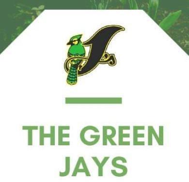 The Green Jays logo