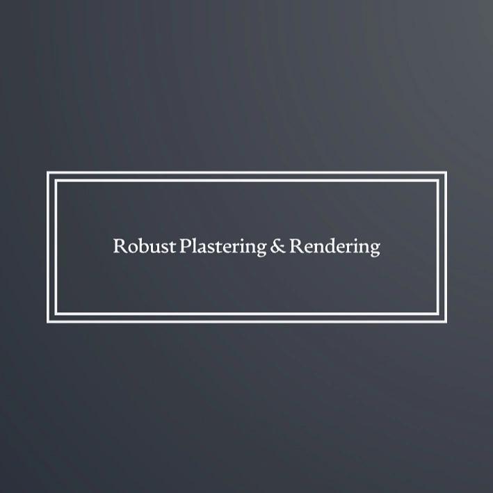 Robust Plastering & Rendering Est 1992 logo