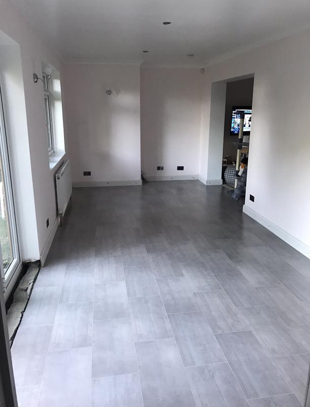 Image 25 - Laminate Flooring Laid throughout whole ground floor